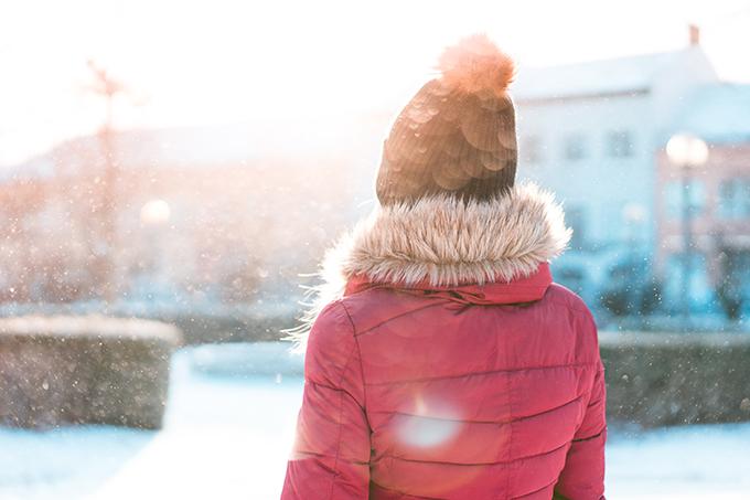 外の寒さ対策
