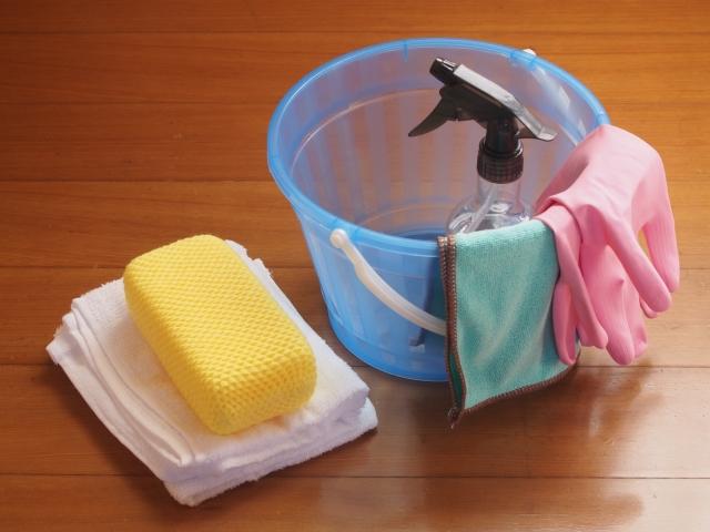 年末の大掃除はどこから手を付ければいいの?基本手順をご紹介