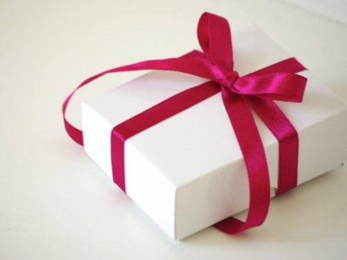 贈り物ギフト