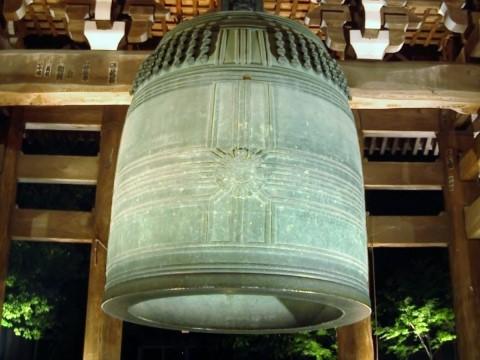 大晦日の除夜の鐘の意味。108の煩悩の意味と開始時間
