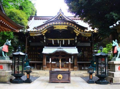 初午祭は赤坂の豊川稲荷へ!ご利益と絶品いなり寿司