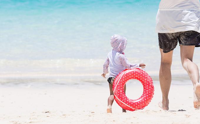 潮干狩りの服装で大人も子供もオシャレにコーディネートする方法