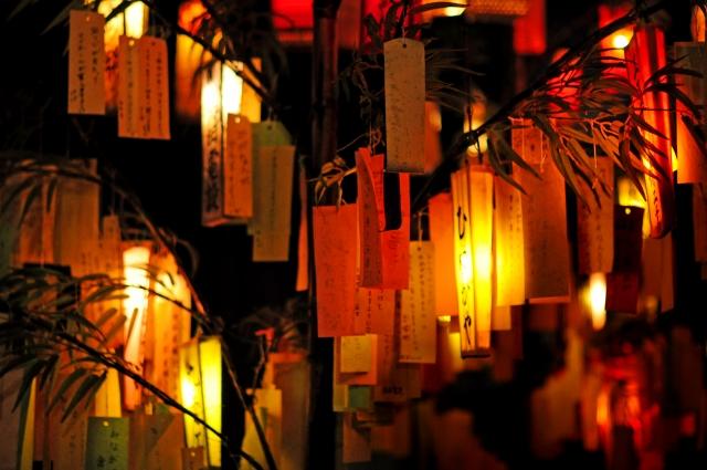 東京大神宮の七夕祈願祭の混雑は?短冊にこめる願いと七夕限定お守り