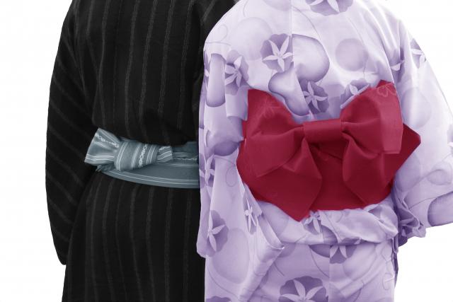 浴衣をレンタルして花火大会に行く!東京で男女OKの3店。雨の時は?