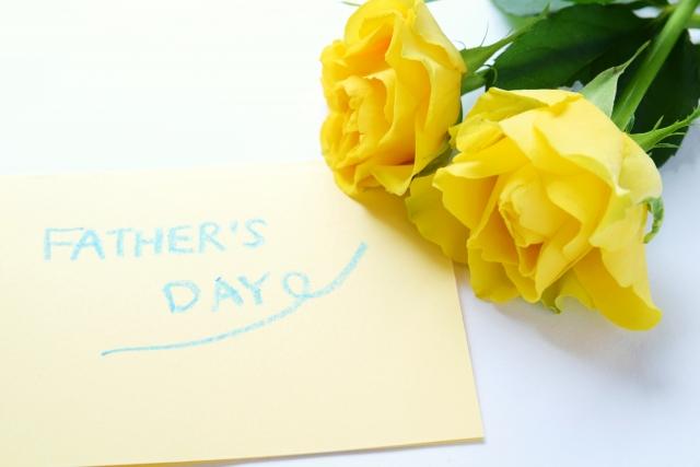 父の日のプレゼント病気の父には何をあげる?糖尿病や入院中の場合