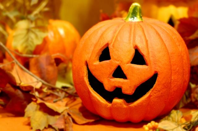ハロウィンのジャックオランタンの作り方とランタン用かぼちゃ