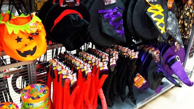 ハロウィンの仮装でママの衣装はどうする?動きやすいかわいいコーデ