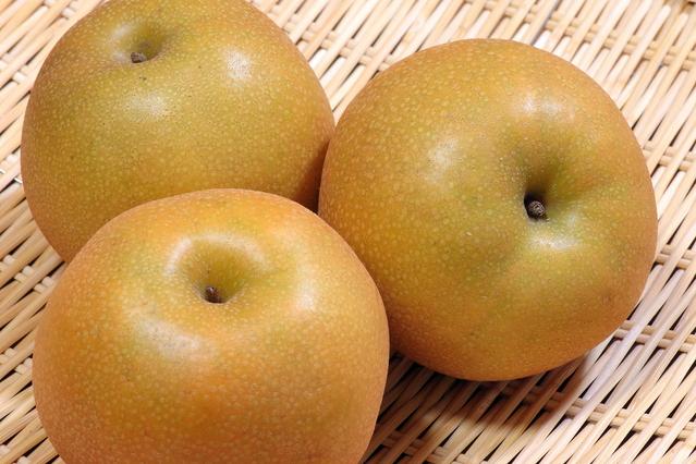 おいしい梨の選び方。食べごろ鮮度甘さがわかる見分け方とは?